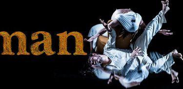 """Grupo Sats de dança interpreta as transformações humanas em """"UMAN"""""""