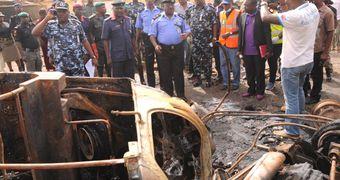 Ataques do Boko Haram na Nigéria, em maio de 2014