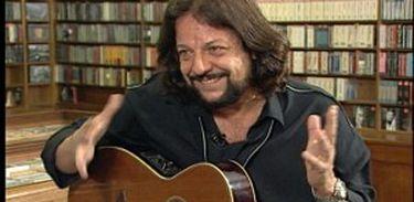Tunai no programa Musicograma da TV Brasil