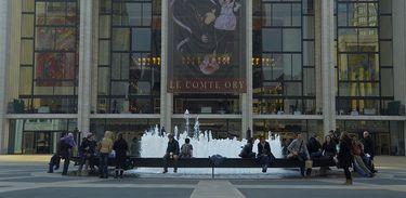 Metropolitan Opera House, NYC