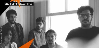 Integrantes do Moons conversam sobre novo álbum no Alto-Falante