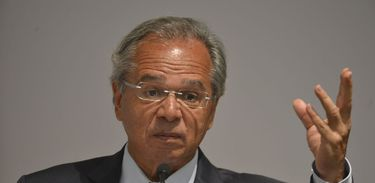 Paulo Guedes na posse