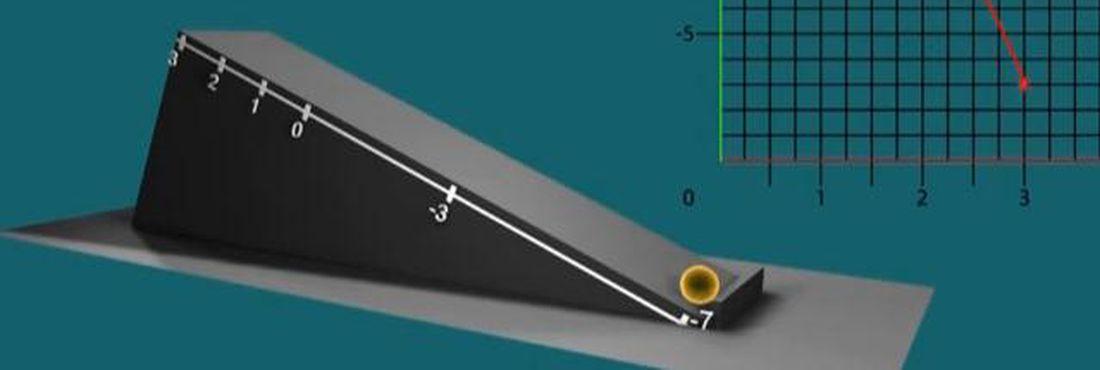 Ilustração para drops de Física