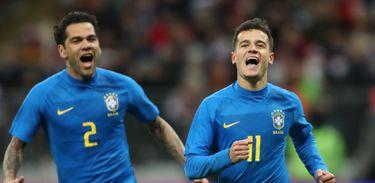 Rússia 0 X 3 Brasil