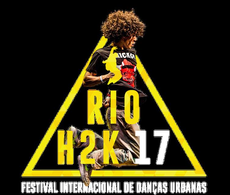 logomarca do festival Rio H2k 2017