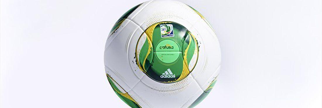 A bola do torneio se chamará Cafusa