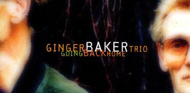 CD GINGER BAKER TRIO