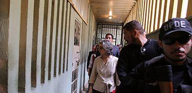 Presidente do STF e do CNJ, Cármen Lúcia fez visita surpresa ao presídio no DF