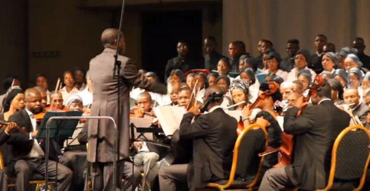 Orquestra Sinfônica Kimbanguista