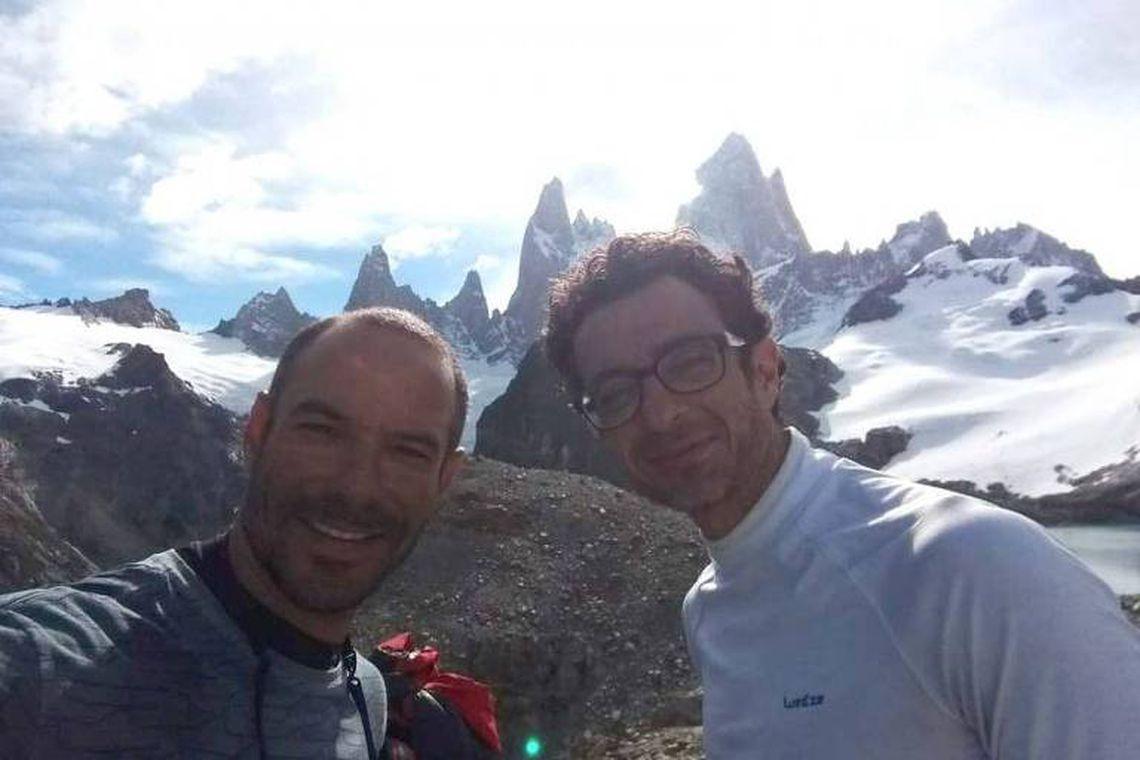escaladores brasileiros desaparecidos na Patagônia