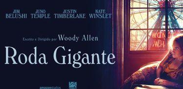 cartaz do filme Roda Gigante