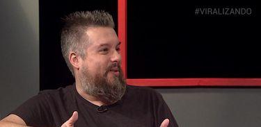 Jornalista André Gordirro fala sobre a ideia de criar um podcast