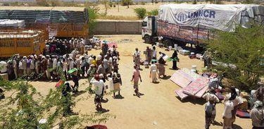 Equipes da ONU e agências humanitárias atuam para auxiliar a população do Iêmen com alimentos e itens básicos