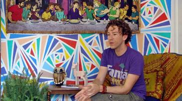 Kris Barz Mendonça criou o Torta de Climão