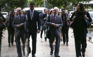 A Comissão Interamericana de Direitos Humanos da Organização dos Estados Americanos (CIDH/OEA) realiza visita ao Brasil a convite do governo brasileiro.