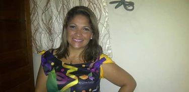 Radialista Lana Micol, coordenadora da Rádio Nacional do Alto Solimões.