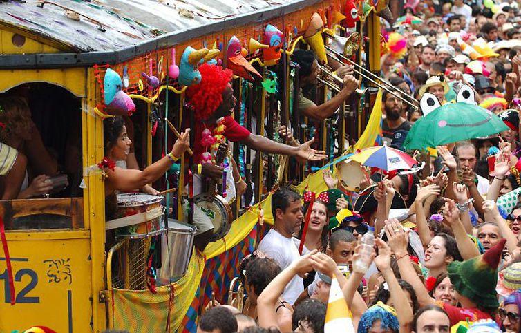 Bloco de Carnaval Céu na Terra