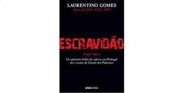 Bienal do Livro: Laurentino Gomes lança primeiro volume de trilogia sobre escravidão