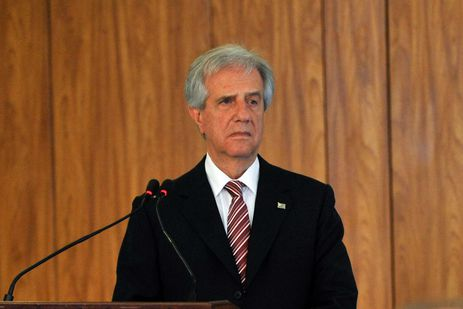 Uruguai, Tabaré Vázquez