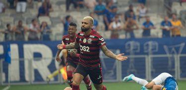 Cruzeiro 1 x 2 Flamengo