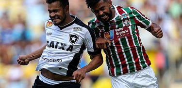 Fluminense 0 X 0 Botafogo
