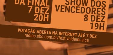 Festival de Música da Nacional FM - Show da Final 2019
