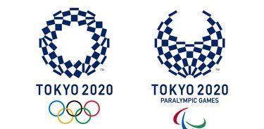 Logotipos dos Jogos Olímpicos e Paralímpicos Tokyo 2020