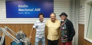 Tarde Nacional recebe o músico e artista plástico Betto Pereira