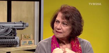 Trilha de Letras entrevista escritora Ana Maria Machado