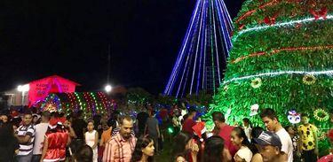 Natal em Tabatinga, Amazonas