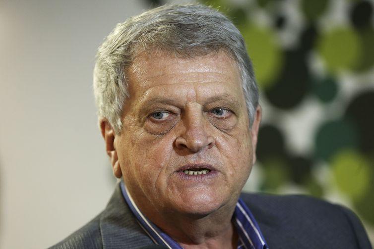 O novo presidente do Instituto Chico Mendes de Conservação da Biodiversidade (ICMBio), Adalberto Eberhard.