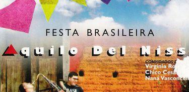 Capa do álbum Festa Brasileira (1997)
