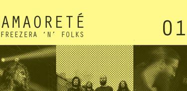 Capa do álbum Amaoreté