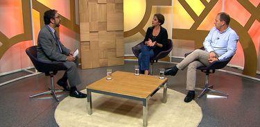 Maranhão Viegas conversa com Mônica Velloso e Carlos Alexandre no Diálogo Brasil