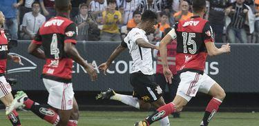 Corinthians 1 X 1 Flamengo