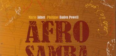 Capa do CD lançado em 2009 por Phillipe Baden Powell e Mario Adnet