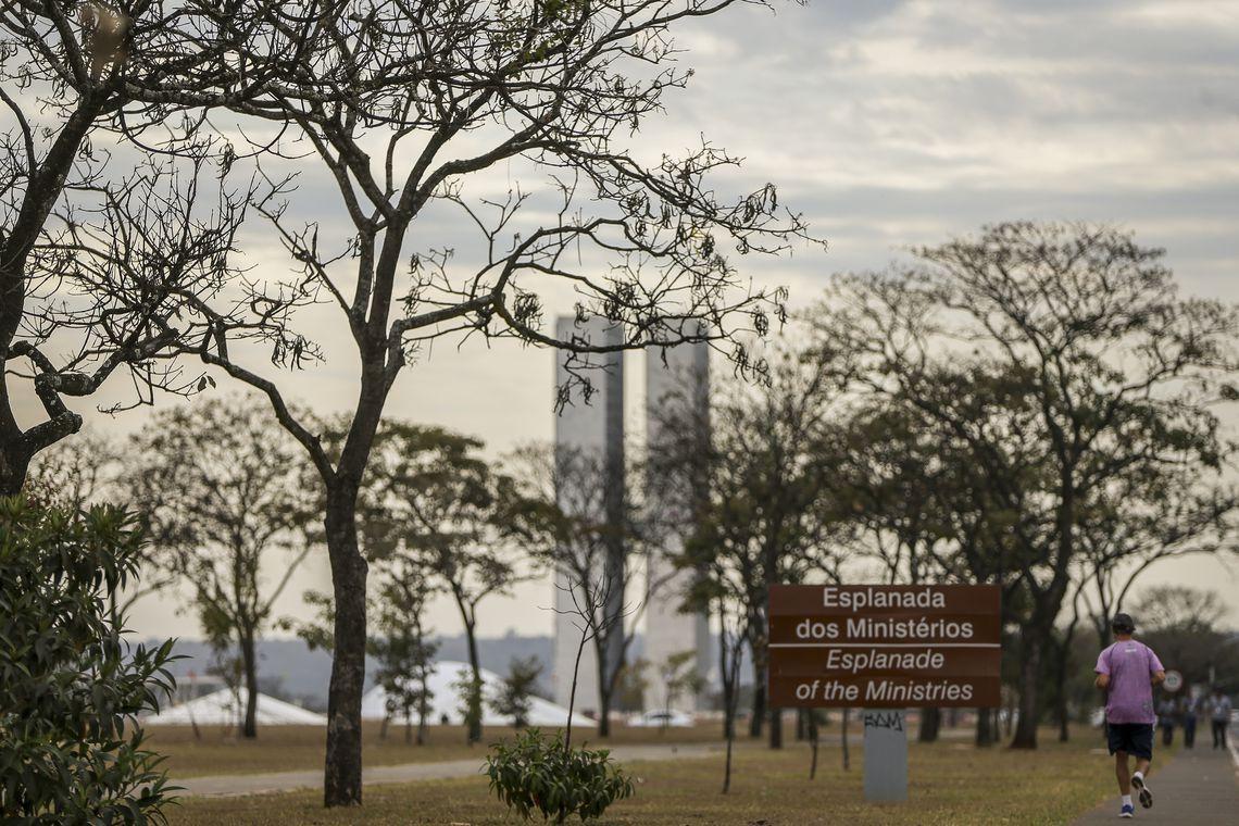 Seca em Brasília