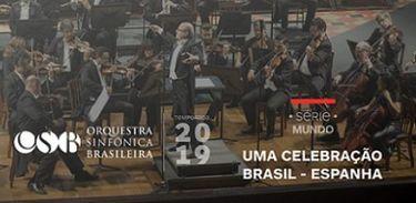 """""""Uma Celebração Brasil-Espanha"""""""