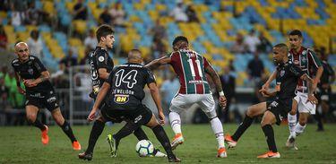 Fluminense 1 x 1 Atlético-MG