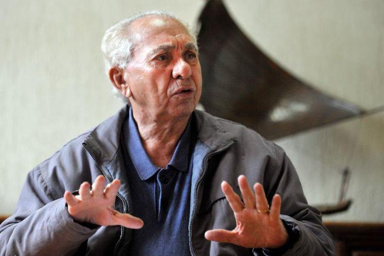 Osmar Alves de Melo, presidente da Casa do Ceará