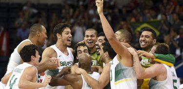 Equipe brasileira vence o Canadá e conquista o ouro no Pan