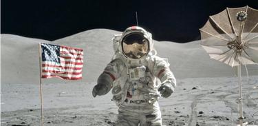 Futurando destaca os 50 anos do homem na Lua