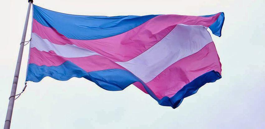 Bandeira do Orgulho Trans