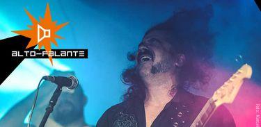 Alto-Falante destaca a presença do guitarrista Auder Jr