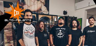 Alto-Falante entrevista a banda de Rock Raimundos