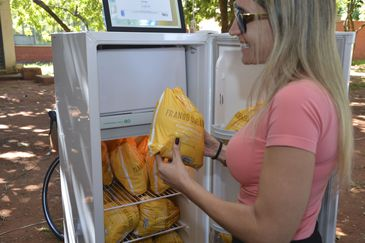 Uma feira de alimentos orgânicos, abriu hoje (24) a 11ª edição da Semana Nacional dos Alimentos Orgânicos.A meta é levar informações à população sobre os orgânicos e incentivar o consumo (Valter Campanato/Agência Brasil)