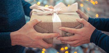 Troca de presentes