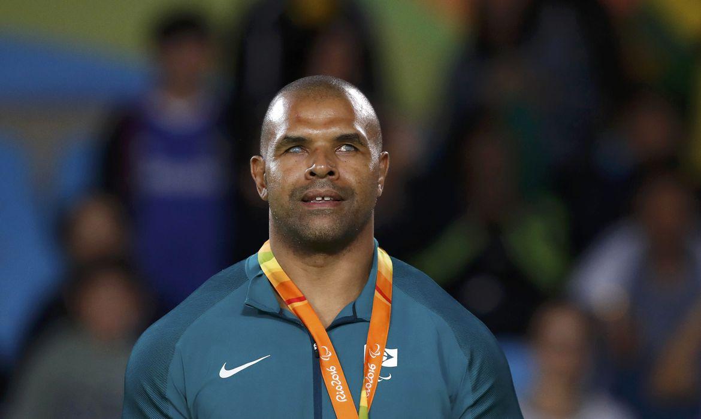 Antonio Tenorio conquista medalha de prata na Paralimpíada