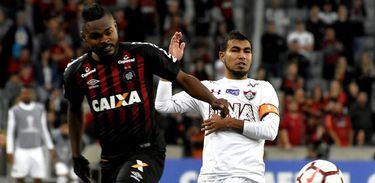 Atlético-PR 2 x 0 Fluminense
