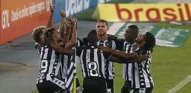 Botafogo 2 x 1 Atlético-MG